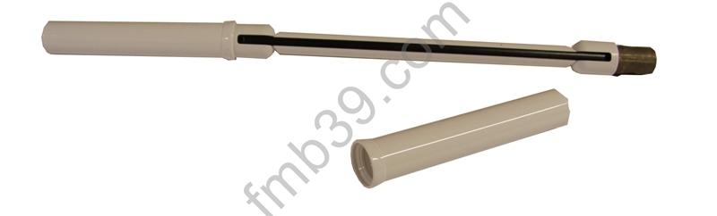manivelles profil pour tringle 12 bras de 180 mm manoeuvre volet roulants manivelles. Black Bedroom Furniture Sets. Home Design Ideas